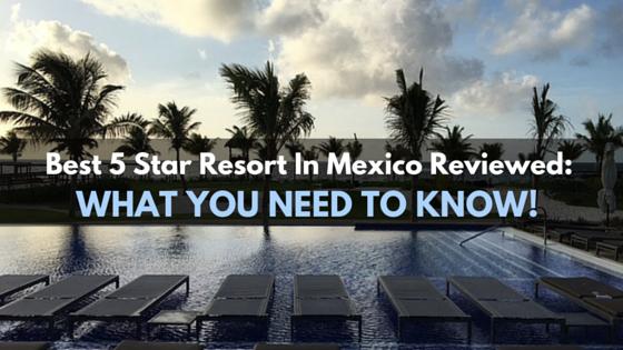 review Hideaway at Royalton Riviera Cancun